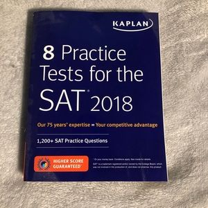 SAT Test Prep Books